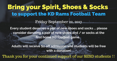 Free Entrance to First Home Football Game