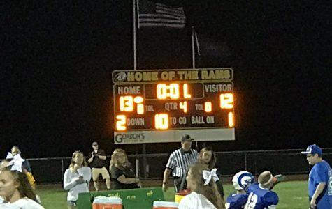 Varsity Football Wins in Home Opener