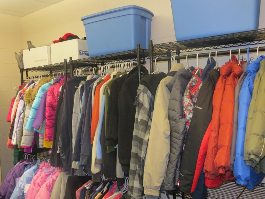The Cove: A Food Pantry, Clothing Bank, and More!