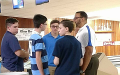 Rams' Bowling Rolls at Janus School
