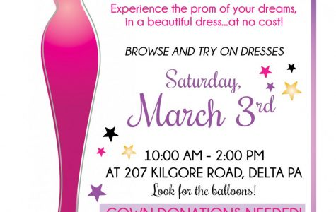 Prom is Quickly Approaching, Community Wants to Provide Free Dresses