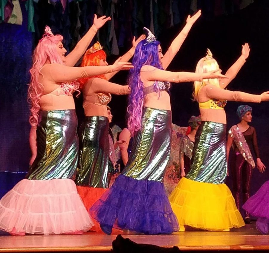 Despite its Many Challenges, The Little Mermaid was a Hit Among the Audiences