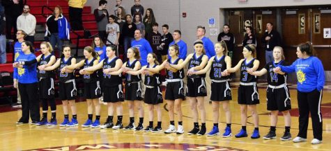 Girls' Basketball Scores a Spot in States