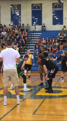District Qualifiers Pep Rally Success