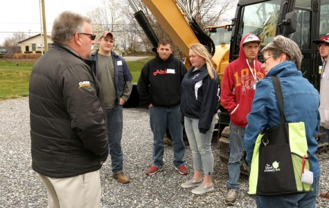 Students Consider Careers in Excavation