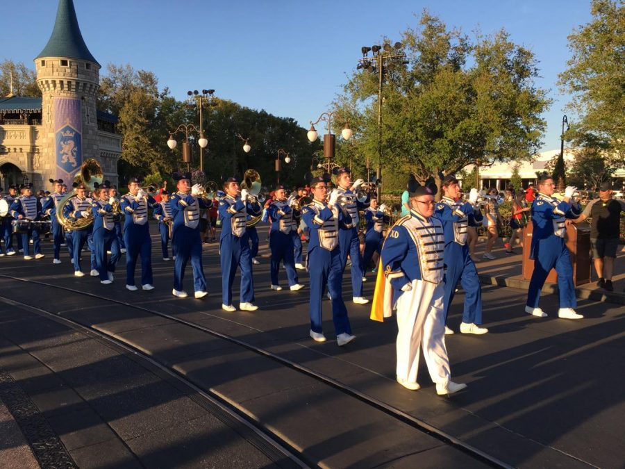 Music Department Takes on Disney