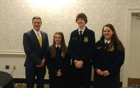 Future Farmers of America Meet at Annual Conference