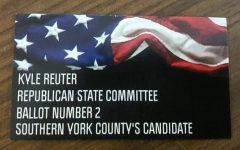 Alumni Kyle Reuter Runs for Public Office