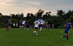 Girls Varsity Soccer Suffers Loss to Gettysburg in Rainy Conditions