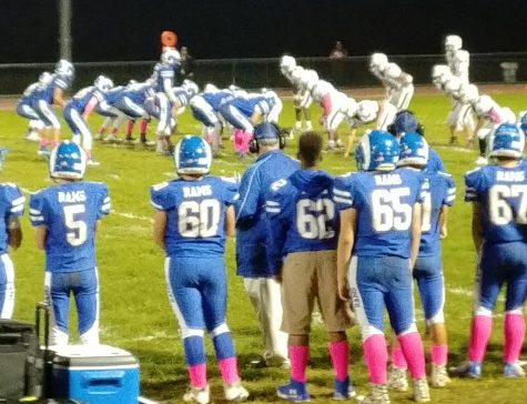 Varsity Football Routs Biglerville for Second Shutout of the Year