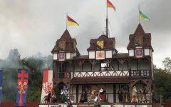 Drama Club Hosted Renaissance Faire Trip