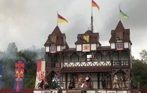 Drama Club Hosted Renaissance Faire Trip
