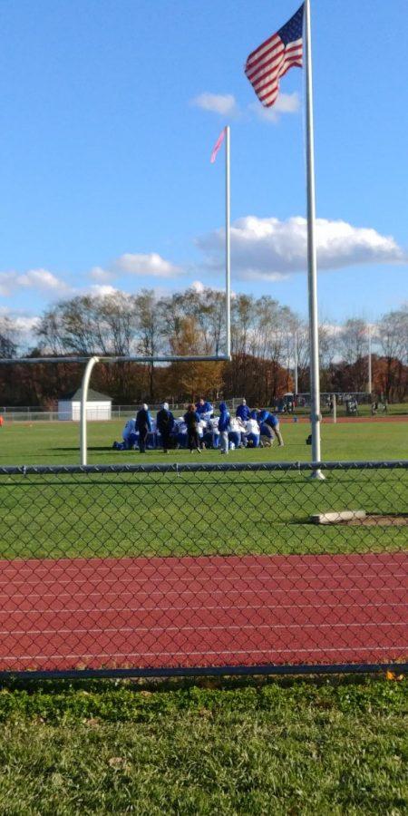 Varsity+Football+Finishes+the+Season+Strong+at+York+Tech