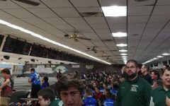 Rams Varsity Bowling Competes in Snow Roller Tournament