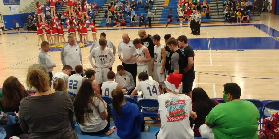 Varsity Boys Basketball Takes the Win Against Rival Susquehannock