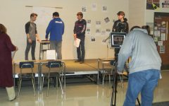 Appleby's English Class Creates Film for Novel