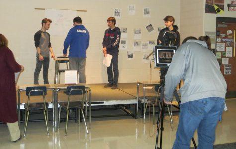 Appleby's English Class Creates Film for Novel