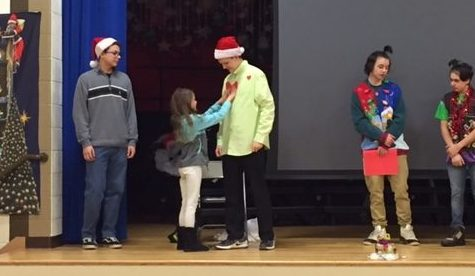 Theater Class Performs
