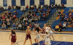 Girls Varsity Basketball Get Big Win in Home Game Against Gettysburg