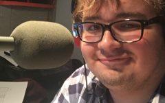 Alumni Ian Ross Hosts Rockin' Radio Station