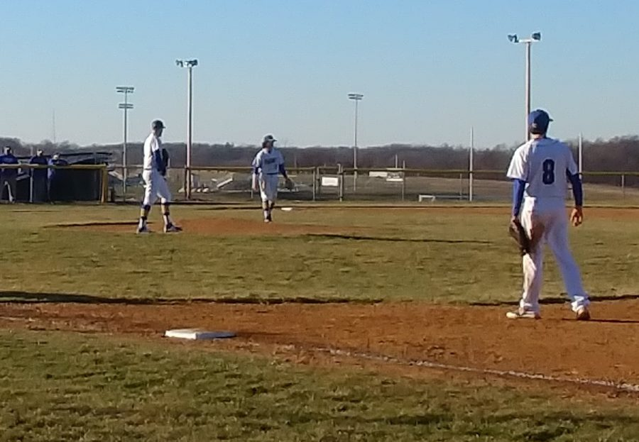 Cole Sinnott Throws Perfect Game in Season Opener Against York Tech