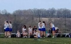 Girls Varsity Lacrosse Struggles in Loss vs. Hempfield