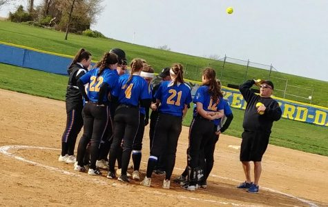 Varsity Softball Cans the Canners 15-0 in Three