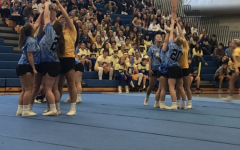New Events Added to Pep Rally