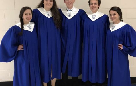 National Honors Society Inducts 21 New Members