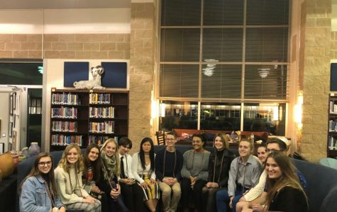 Eight Students Inducted into the National Art Honor Society