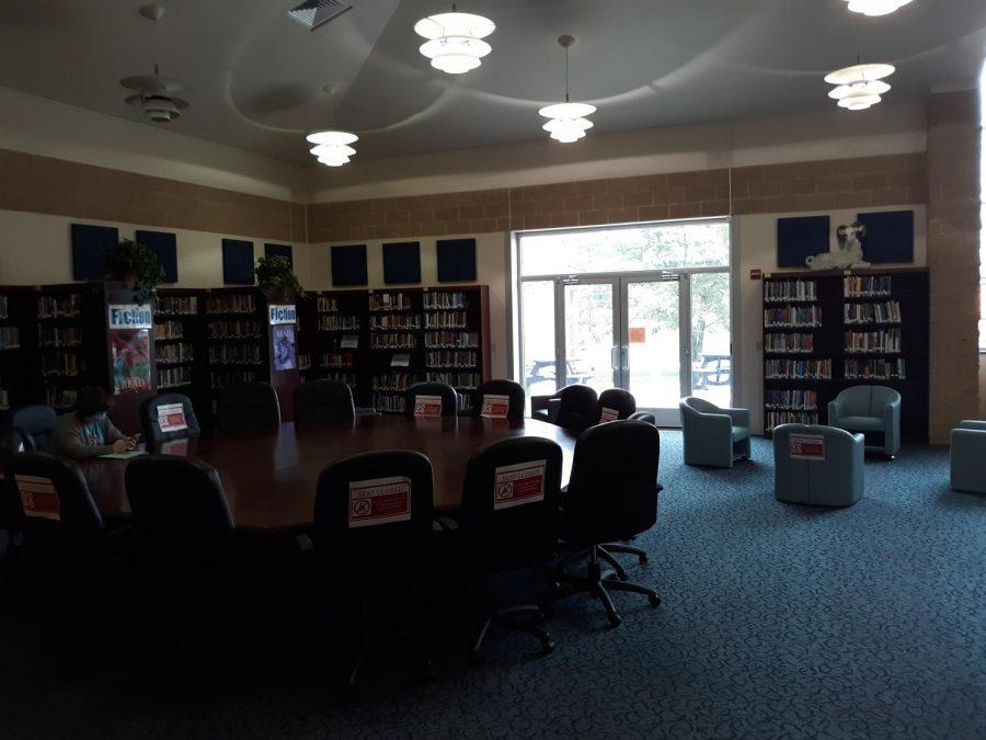 Media Center Adaptations to COVID