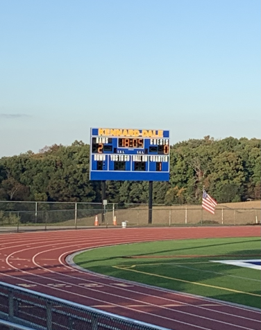 New Stadium; New Scoreboard