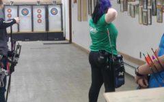 Bullseye! Junior Emma McCarthy wins $15,000 Archery Scholarship