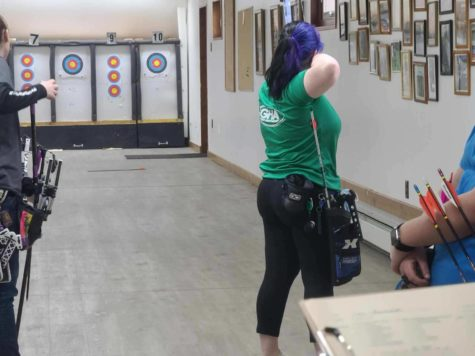 Bullseye! Junior Emma McCarthy wins $15,000 Archery Scholarship